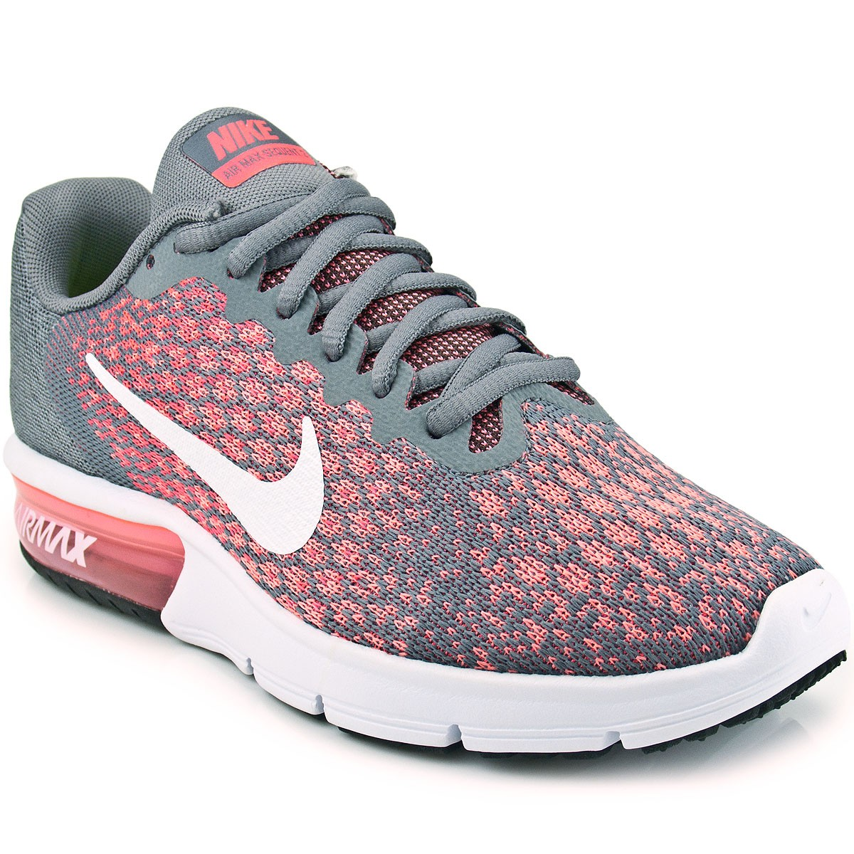2ed82c512 Tênis Nike Air Max Sequent 2 Feminino 852465