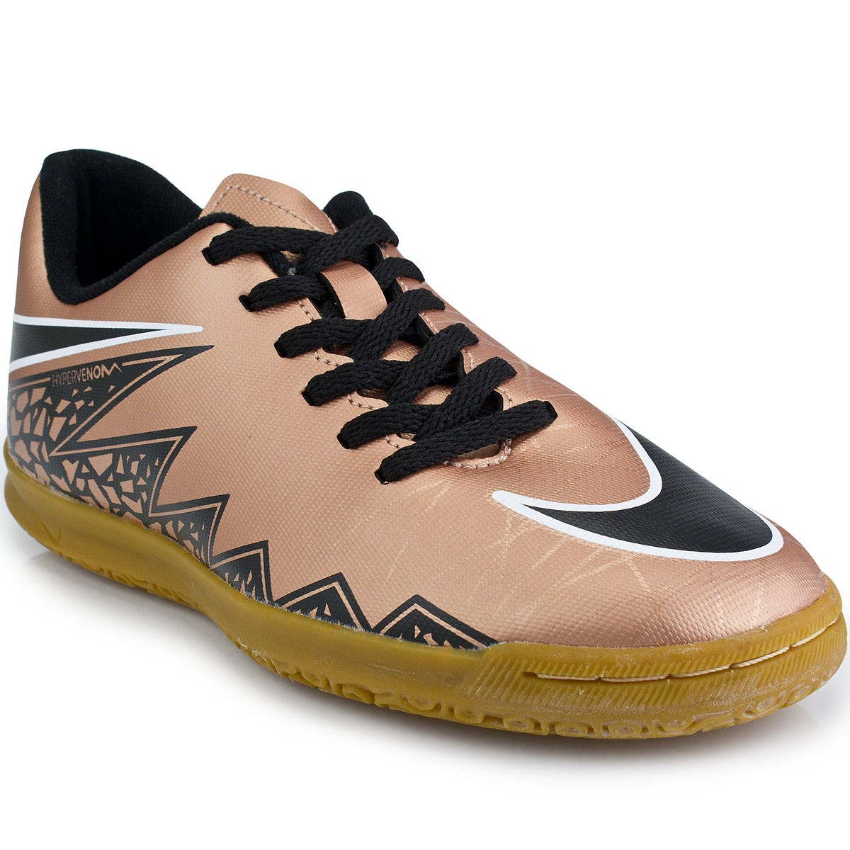5ee9456bce224 Chuteira Nike Hypervenom Phade II IC Jr | Futsal | MaxTennis