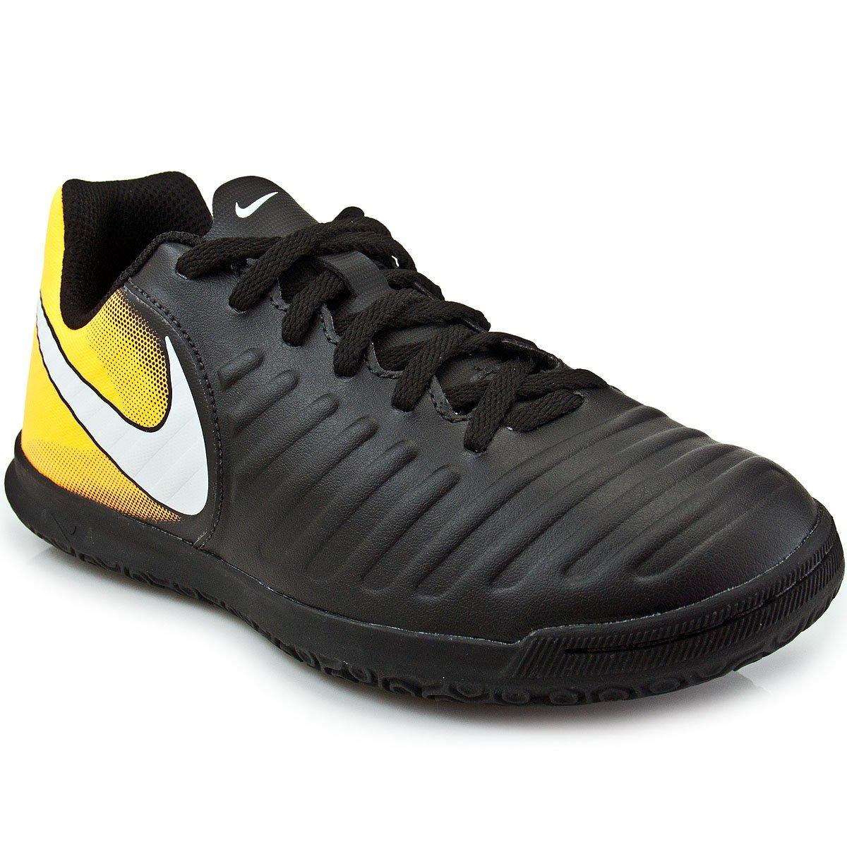 Chuteira Nike Tiempo Rio IV IC Jr  a60e7f24ace51