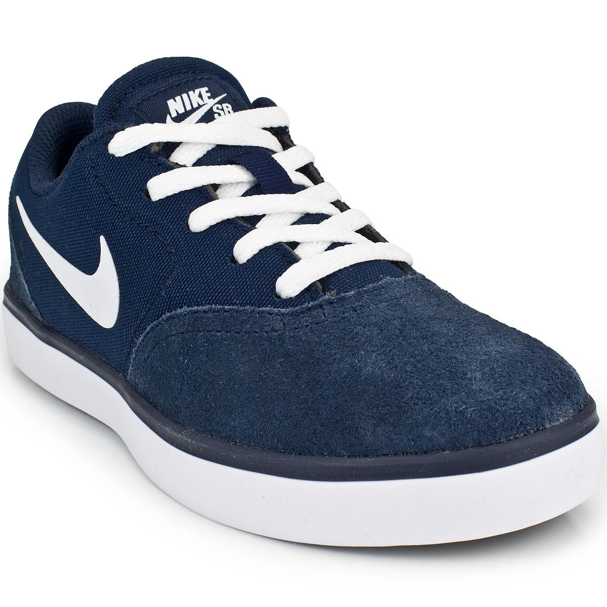 Tênis Nike SB Check Infantil 705267  de51139052274