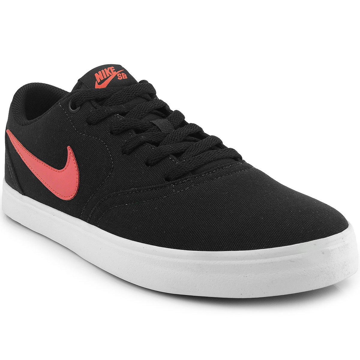 Tênis Nike SB Check Solar CNVS 843896  3b1cc5a9a393e