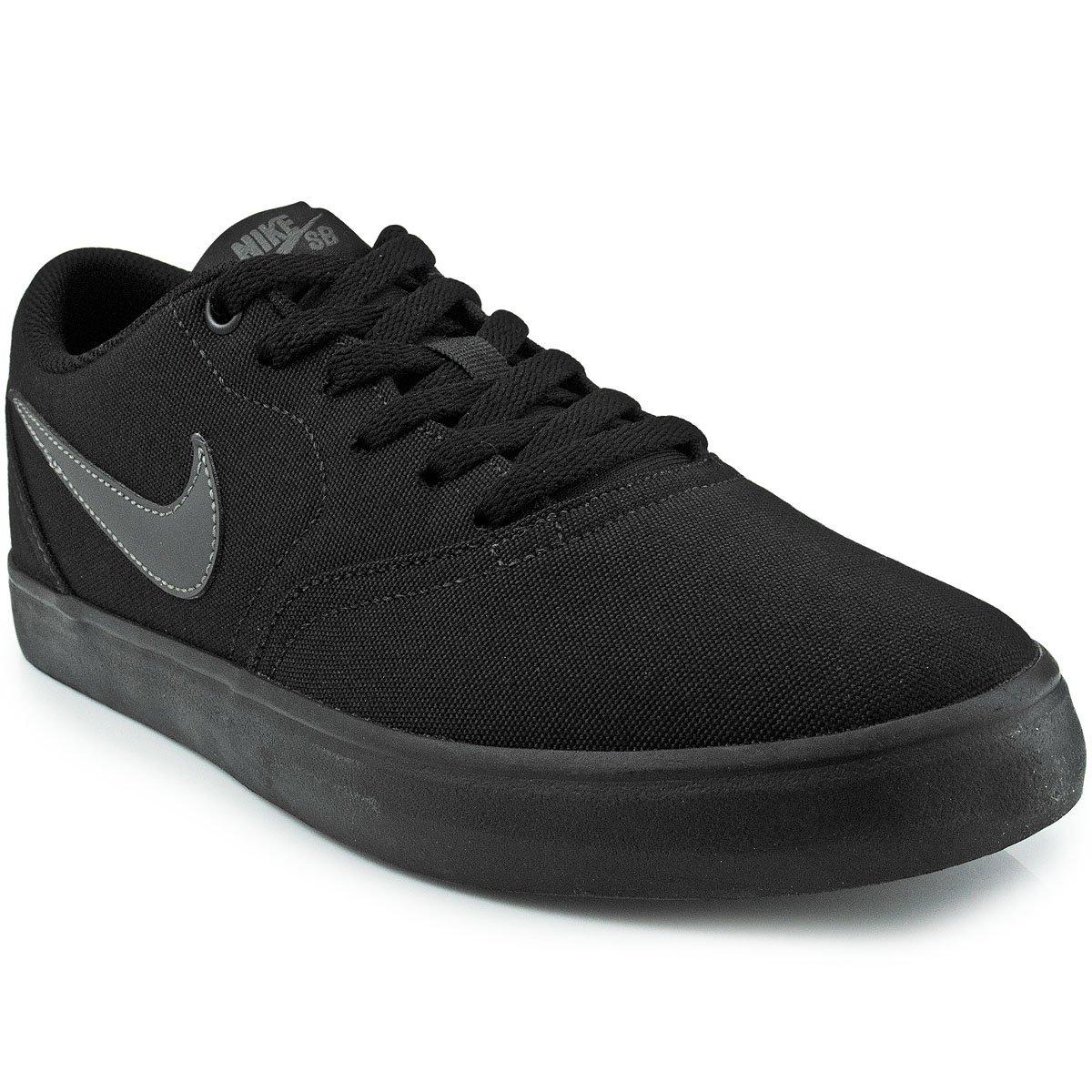 Tênis Nike SB Check Solar CNVS 843896  a91f2b449b737