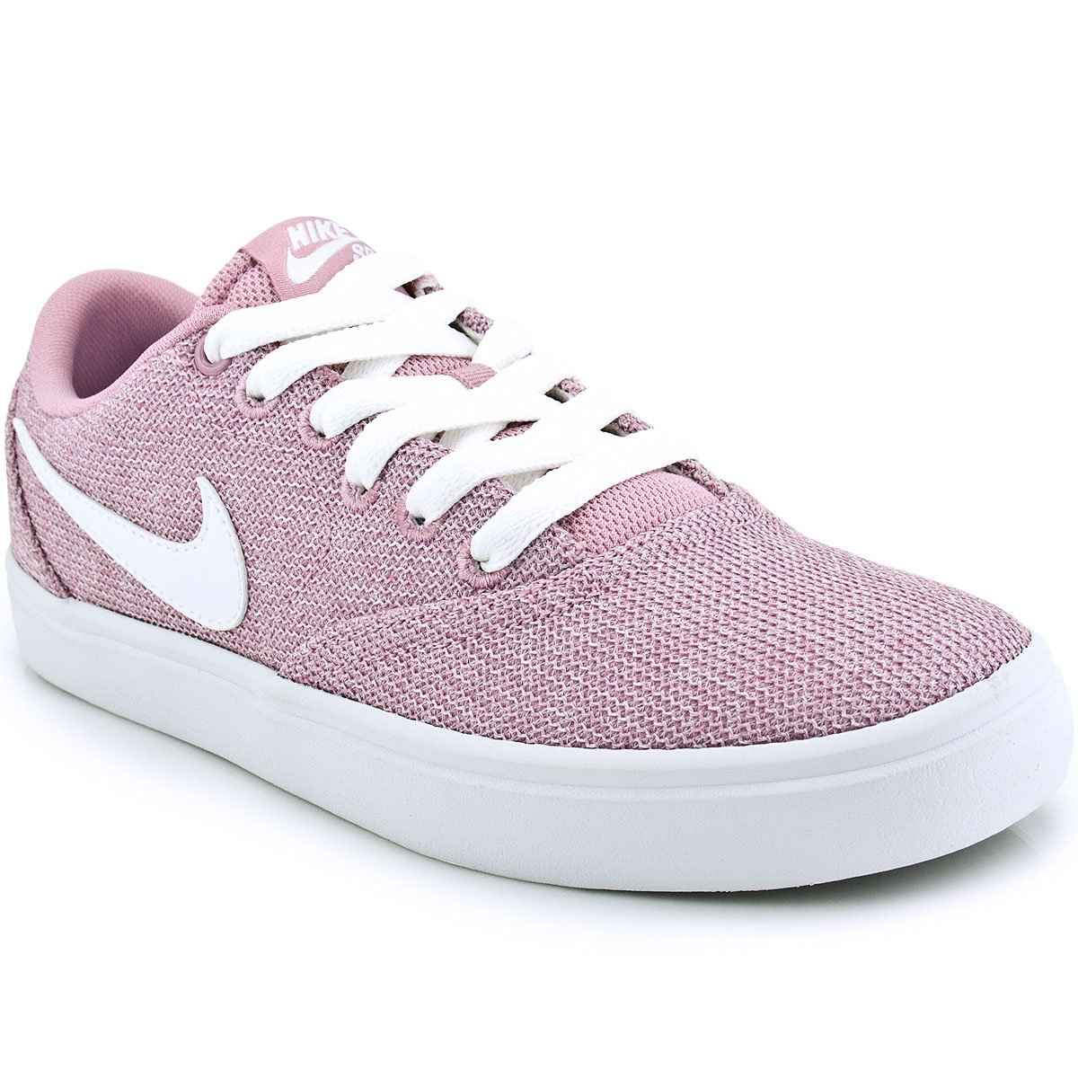 ad083cbff1109 Tênis Nike SB Check Solar CVS P Feminino   Skate   MaxTennis