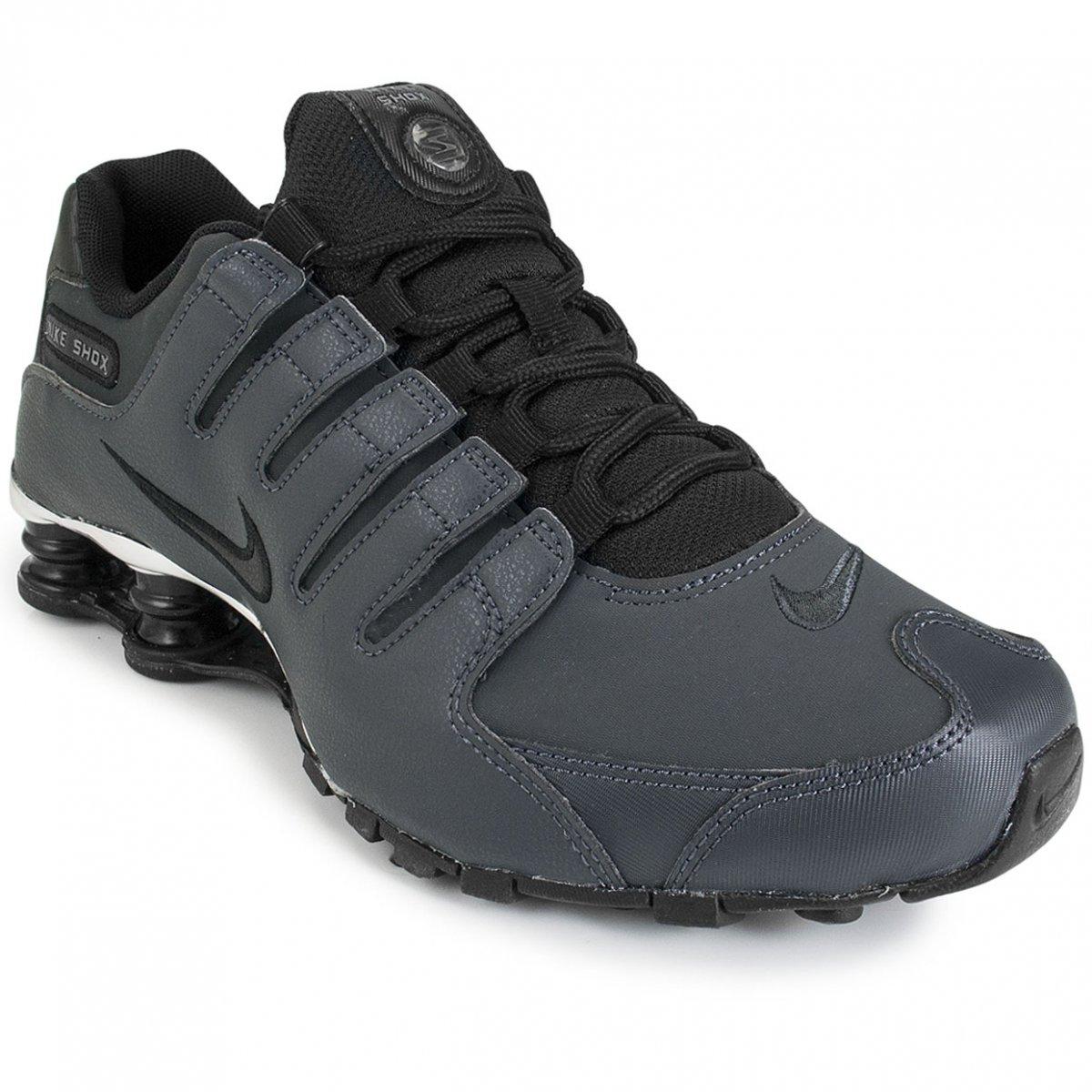 f48aa677aa2 Tênis Nike Shox NZ Premium Masculino