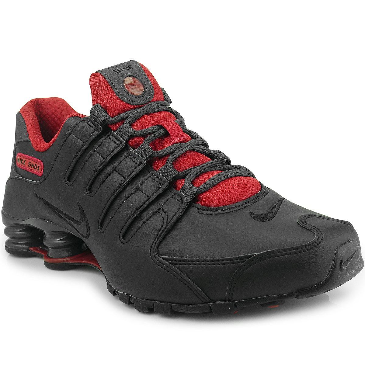 df0a3746781 Tênis Nike Shox NZ SE