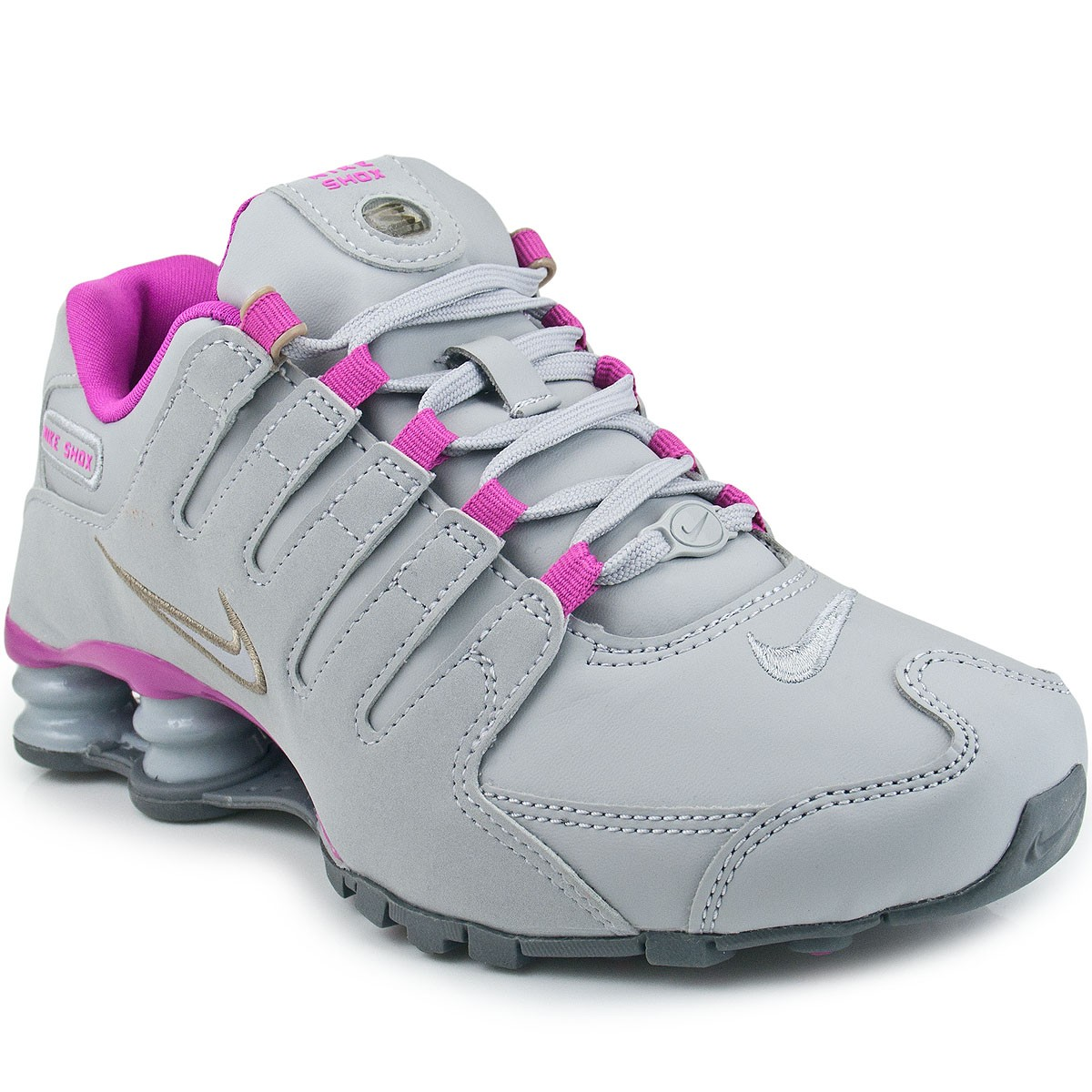 Tênis Nike Shox NZ W 314561  2f5cb315c0861