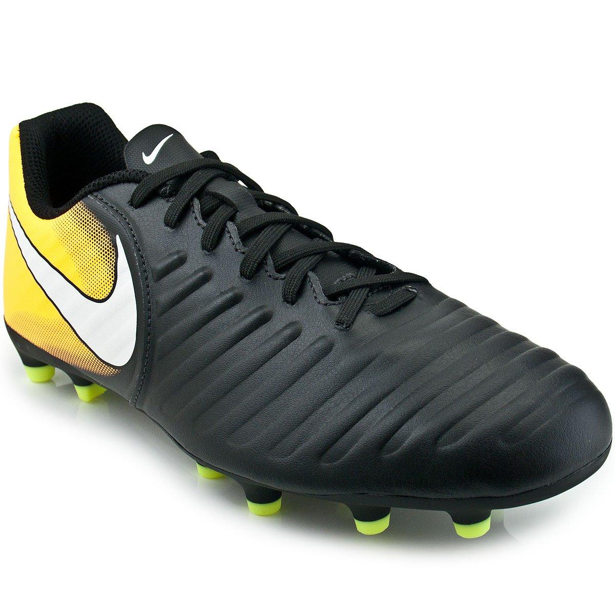 9cbbfb5457 Chuteira Nike Tiempo Rio IV FG
