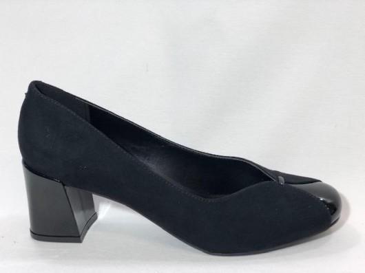 Sapato  Bico Verniz