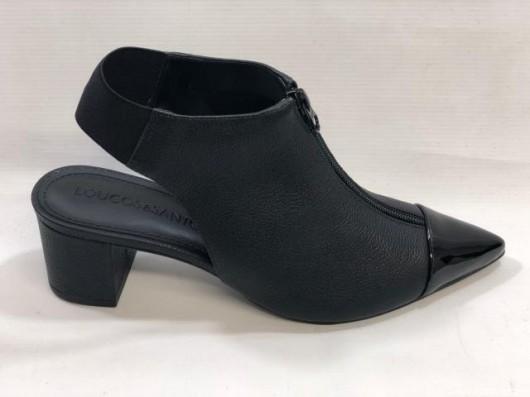 Sapato Ziper  Loucos Santos