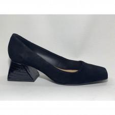 Imagem - Sapato Quadrado Baixo .ref: 1.23010