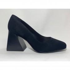 Imagem - Sapato Quadrado Alto .ref: 1.23015