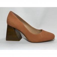 Imagem - Sapato Quadrado Alto .ref: 1.23016