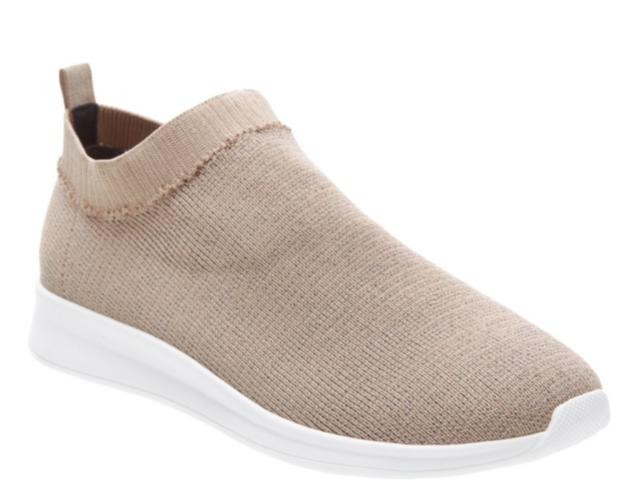 4414e3972 Tenis Knit 300960007 - NUDE - Mercado do Sapato