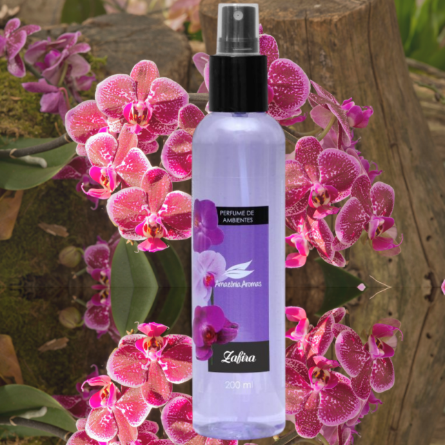 Aromatizador Perfume de Ambientes Spray