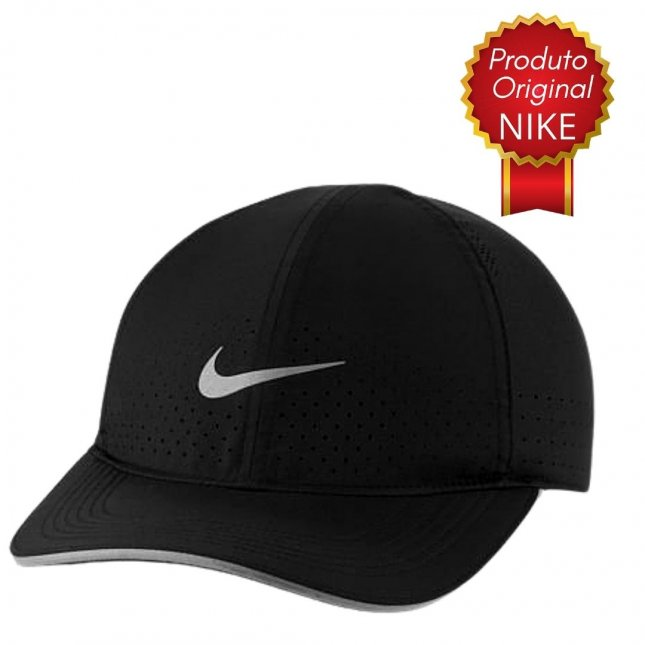 Boné Nike Aerobill Featherlight Dri Fit