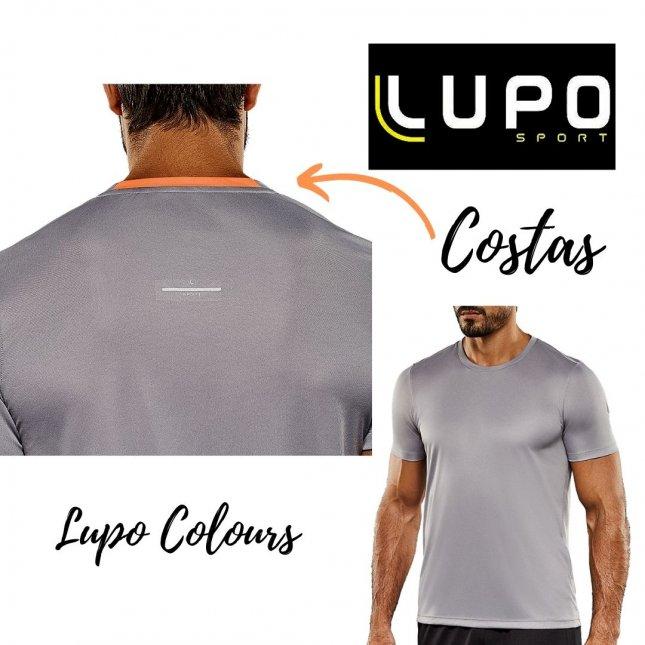 Camiseta Masculina Lupo Sport Academia Crossfit