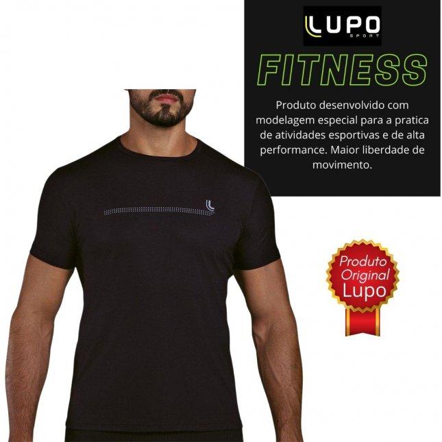 Camiseta Masculina Lupo Sport UV 50+ Tamanho P ao XXG
