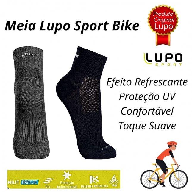 Meia Ciclista Lupo Sport Bike