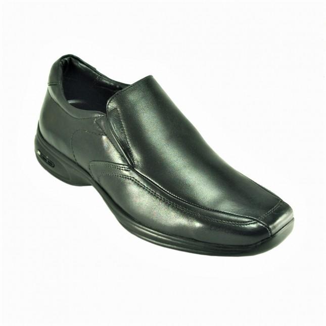 Sapato Masculino Social Couro Jota Pe 3d Vision