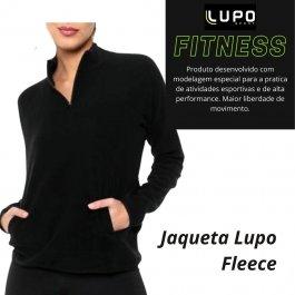 Imagem - Blusa Lupo Feminina Esportiva Confortável Fleece