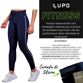 Imagem - Calça Legging Act Seamless Lupo Sport