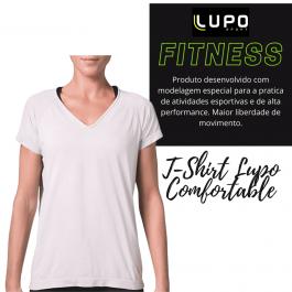 Imagem - Camiseta Feminina Esportiva Lupo Sport Comfortable
