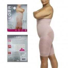 Imagem - Cinta Bermuda Modeladora Lupo Loba Slim tamanho Plus