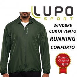 Imagem - Jaqueta Lupo Masculina Corta Vento Running Windbreak