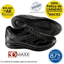 Imagem - Sapato Casual  Jota Pe Evolution 3D Total Air