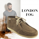 Bota Camurça London Fog 4
