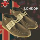 Bota Camurça London Fog 3