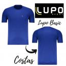 Camiseta Masculina Lupo Basic  2