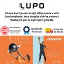 Kit 3 Pares de Meia Lupo Sport Cano Curto