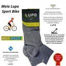 Meia Ciclista Lupo Sport Bike 2