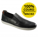 Sapatenis Masculino Slip On West Coast Casual