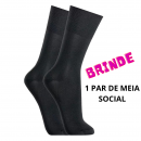 Sapato Masculino Social Couro Jota Pe Verniz Air Tissot 2