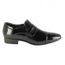Sapato Masculino Social Couro Jota Pe Verniz Air Tissot 4