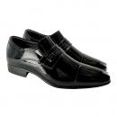Sapato Masculino Social Couro Jota Pe Verniz Air Tissot 3