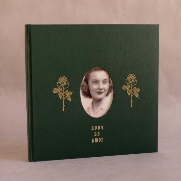álbum de fotos big gravação avó - coleção avós do amor - mim papelaria
