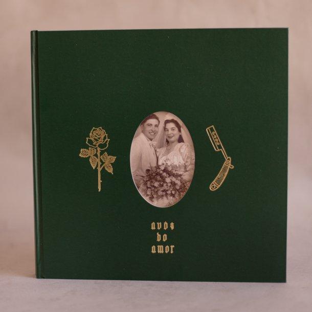 álbum de fotos big gravação avós - coleção avós do amor - mim papelaria