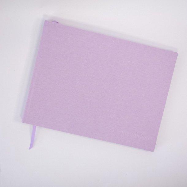 álbum de fotos clássico horizontal coleção doces memórias - mim papelaria