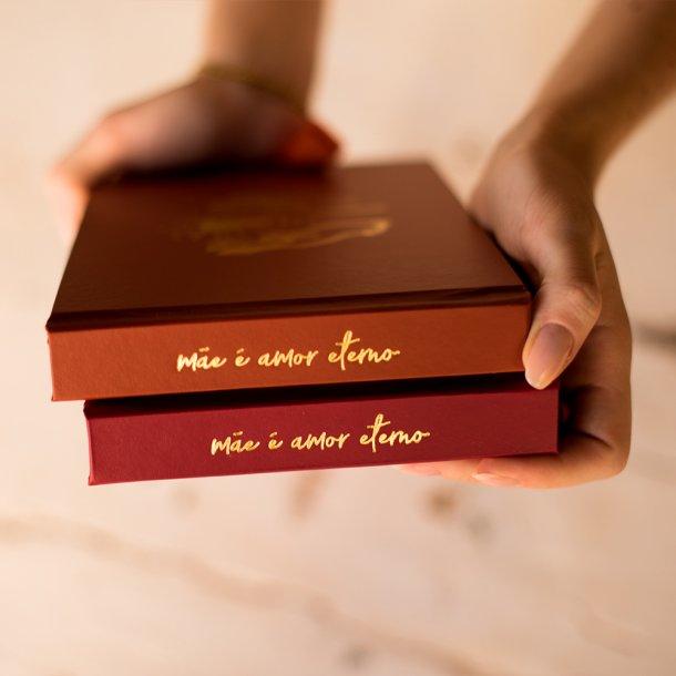 album de fotos p - coleção amor eterno - mim papelaria