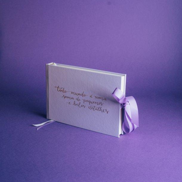 álbum de fotos p - coleção sweetheart - mim papelaria