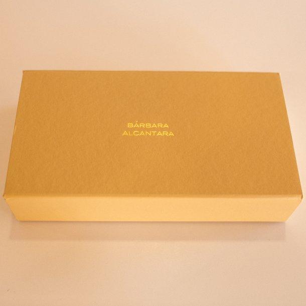 caixa para cartões personalizada - mim papelaria