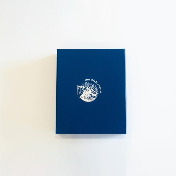 caixa para fotos e documentos - coleção pais vida de aventuras - mim papelaria