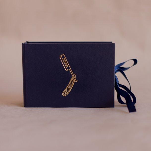 caixa para fotos p em laço gravação avô - coleção avós do amor - mim papelaria