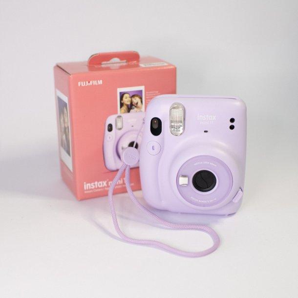 câmera instantânea fujifilm instax mini 11