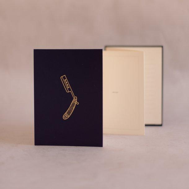 cartão com fotos gravação avô - coleção avós do amor - mim papelaria