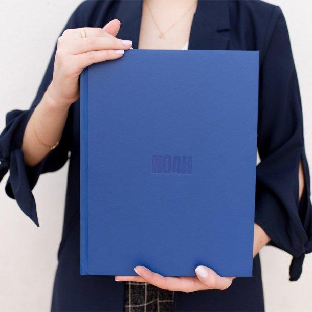 diário tiffany personalizado - mim papelaria