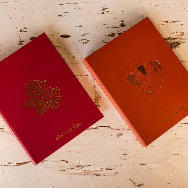 fichário de receitas - coleção amor eterno - mim papelaria